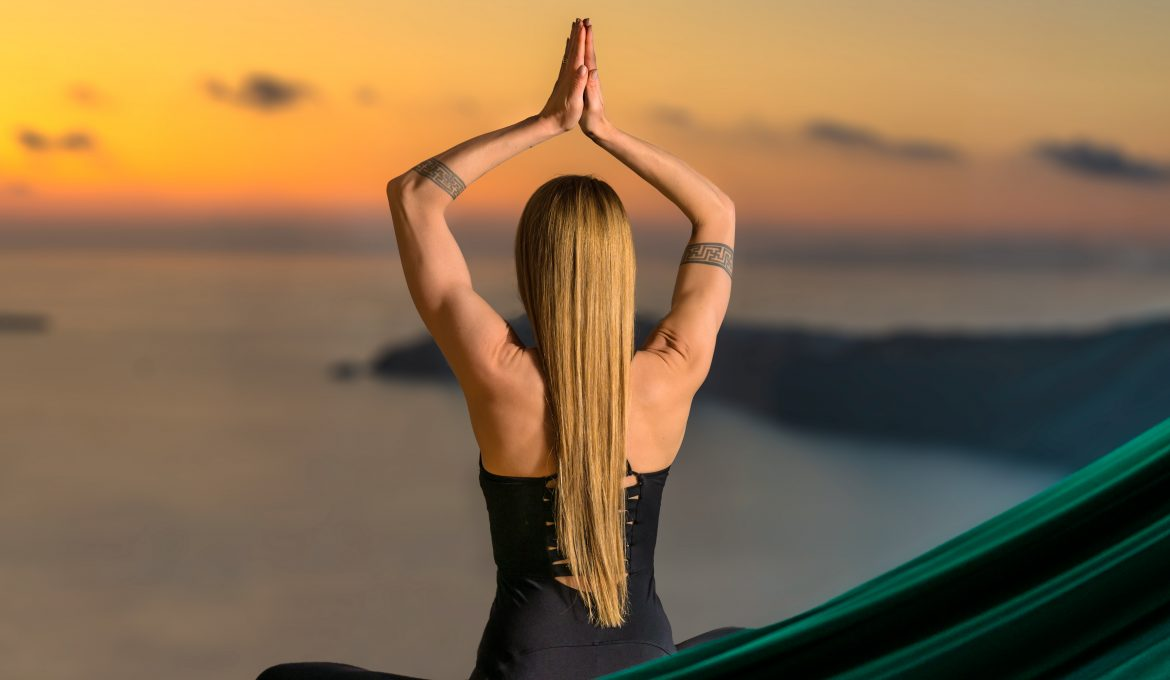 Sunset Yoga | Best 9 private activities in Santorini