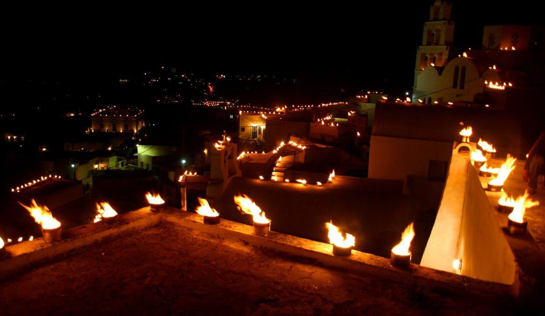 Easter in Pyrgos , Santorini | Andronis Blog