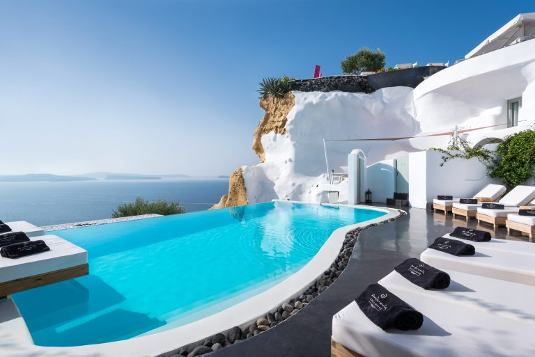 Andronis Luxury Suites' Pool