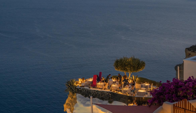 Lycabettus Restaurant Santorini